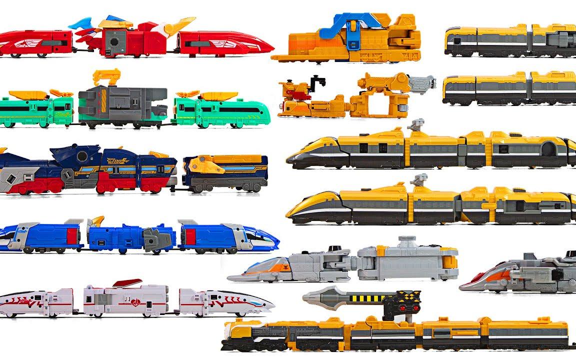 轨道列车成品系列机器人