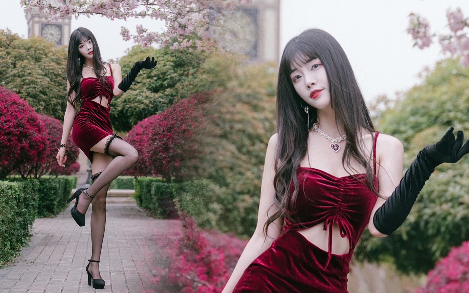 【独家♛未南】❀La Vie en Rose❀玫瑰人生 沉沦与绽放❀
