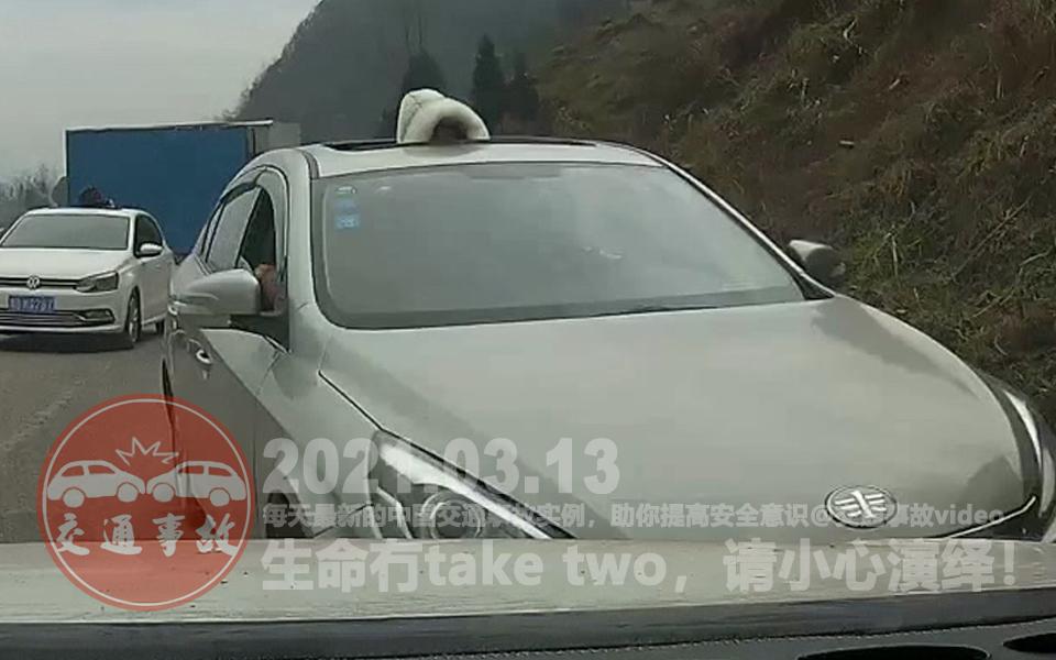 中国交通事故20210313:每天最新的车祸实例,助你提高安全意识