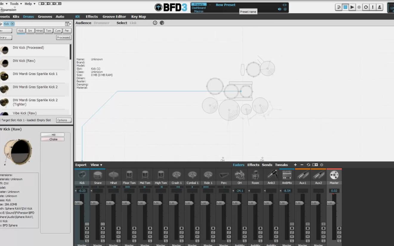 音源教学系列之【用好你的BFD3】
