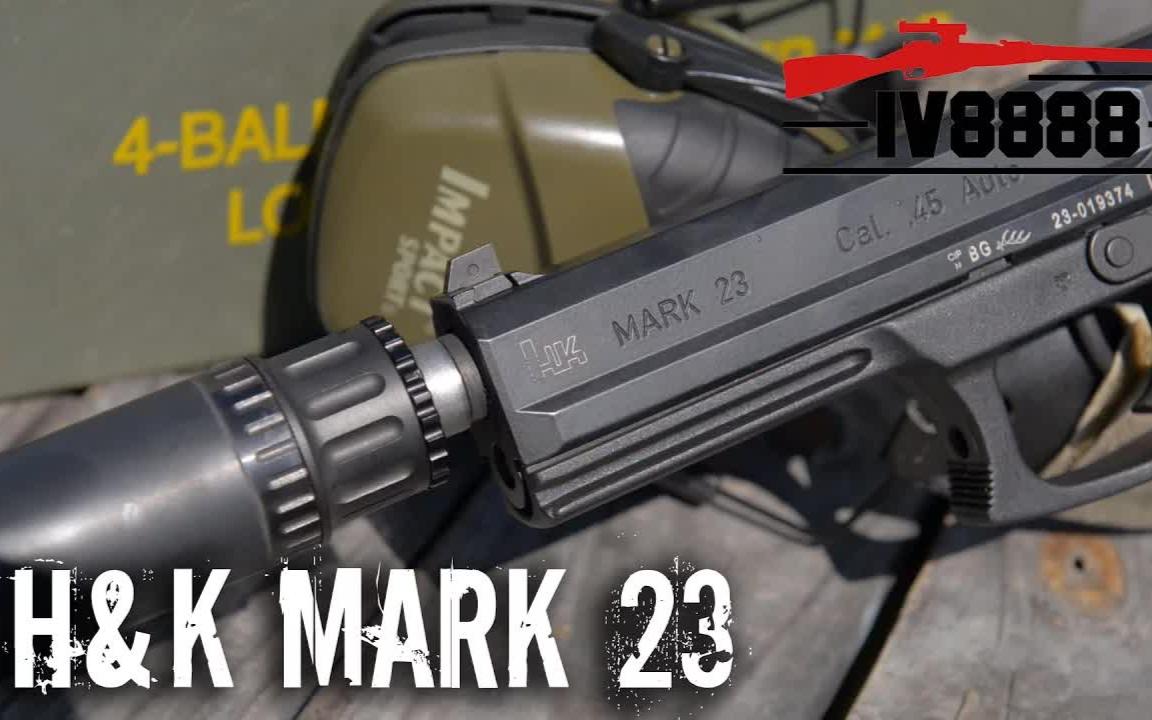 H&K MARK 23