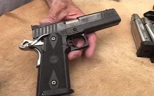 【Hickok45】STI Edge 2011手枪