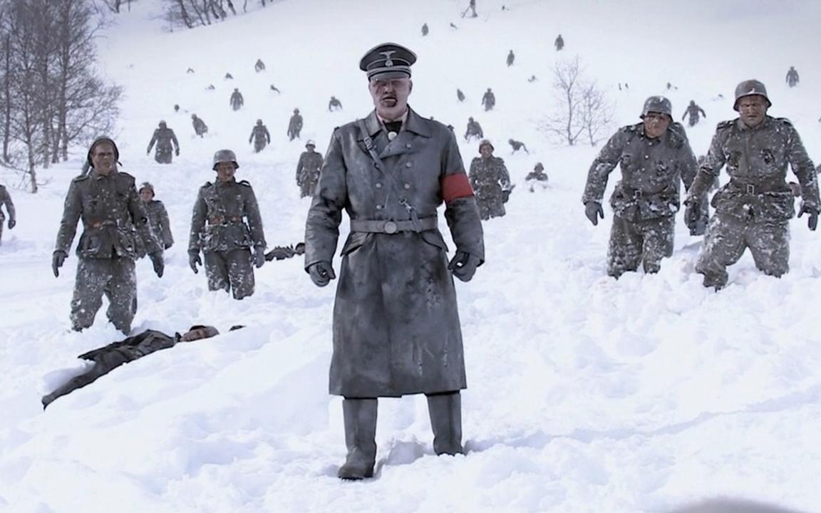 大学生找到一个宝箱,却招来了纳粹丧尸大军,一群人惨遭屠戮!速看奇幻电影《死亡之雪》