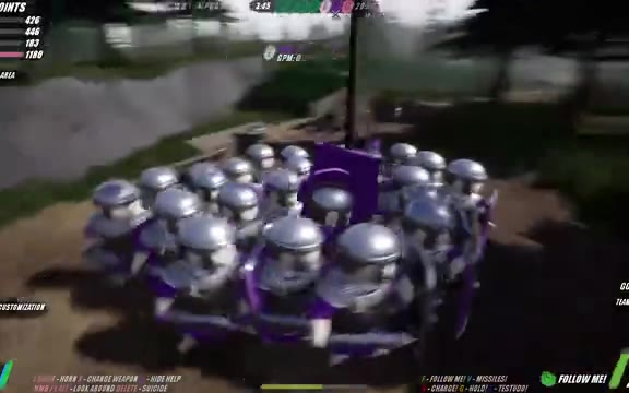 《盾墙》征服高卢人