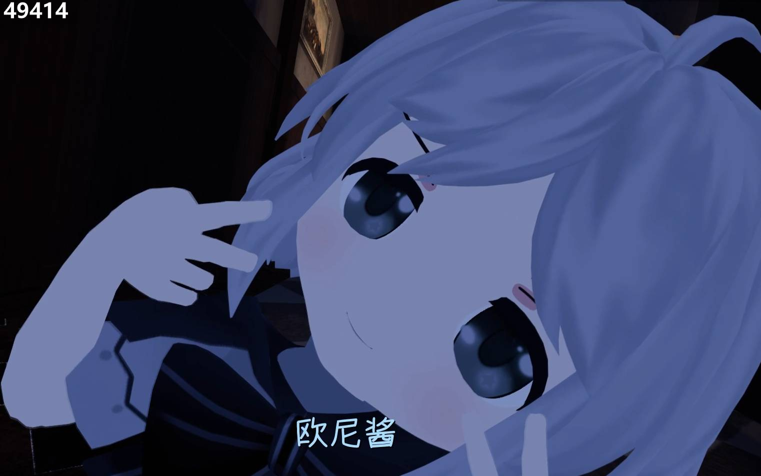 用VR玩恐怖游戏是什么体验(VRchat-The devouring)【不务正业】