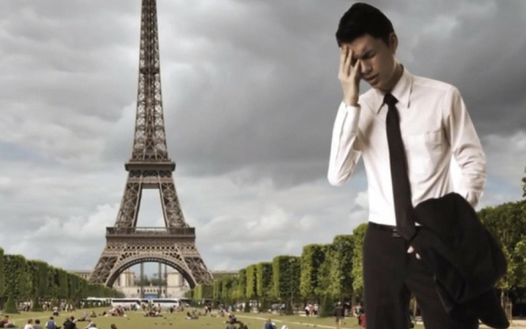 巴黎综合症:巴黎真的差到能把人逼疯吗?
