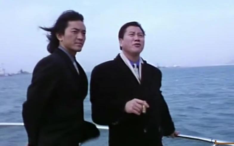 香港黄金时代经典电影混剪《江湖,再见!》,那个年代,再见!