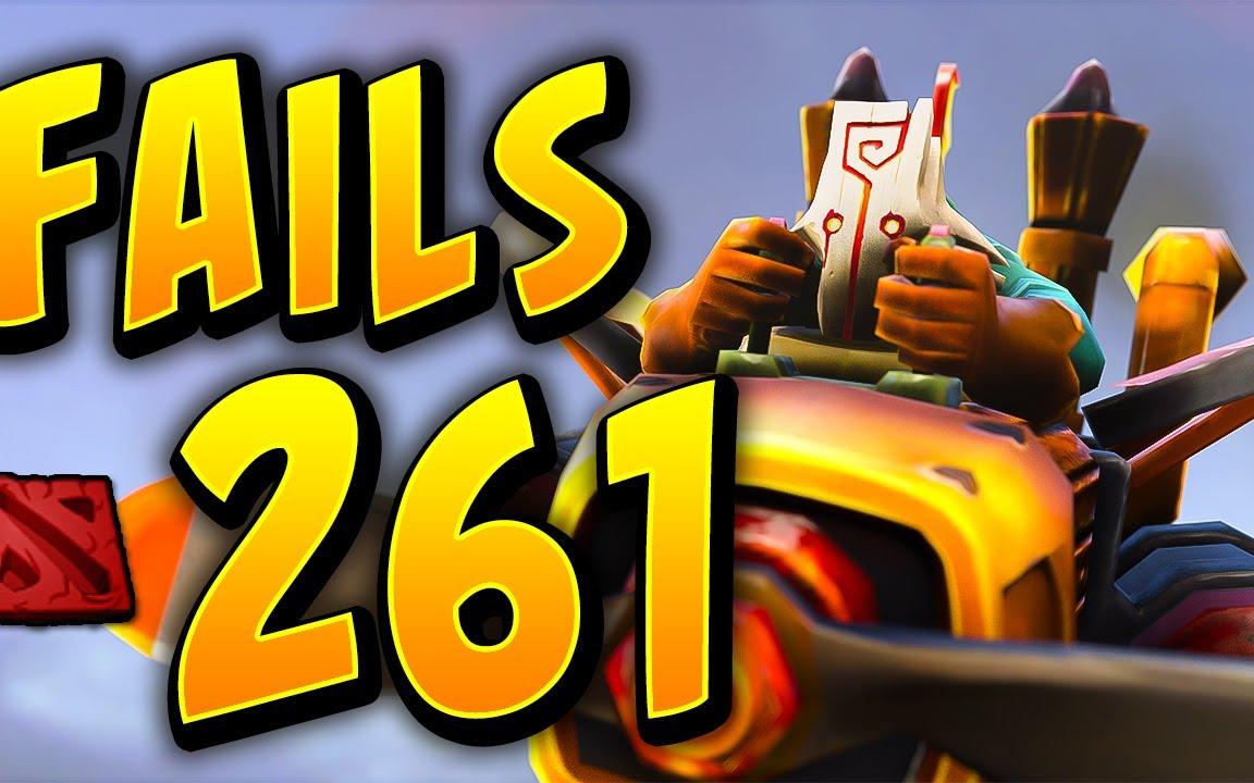 Fails of the Week 261 Dota 2
