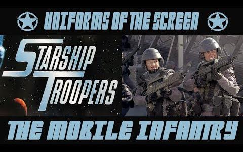 【中字】【uniform history】《星河舰队》电影中的制服和装备