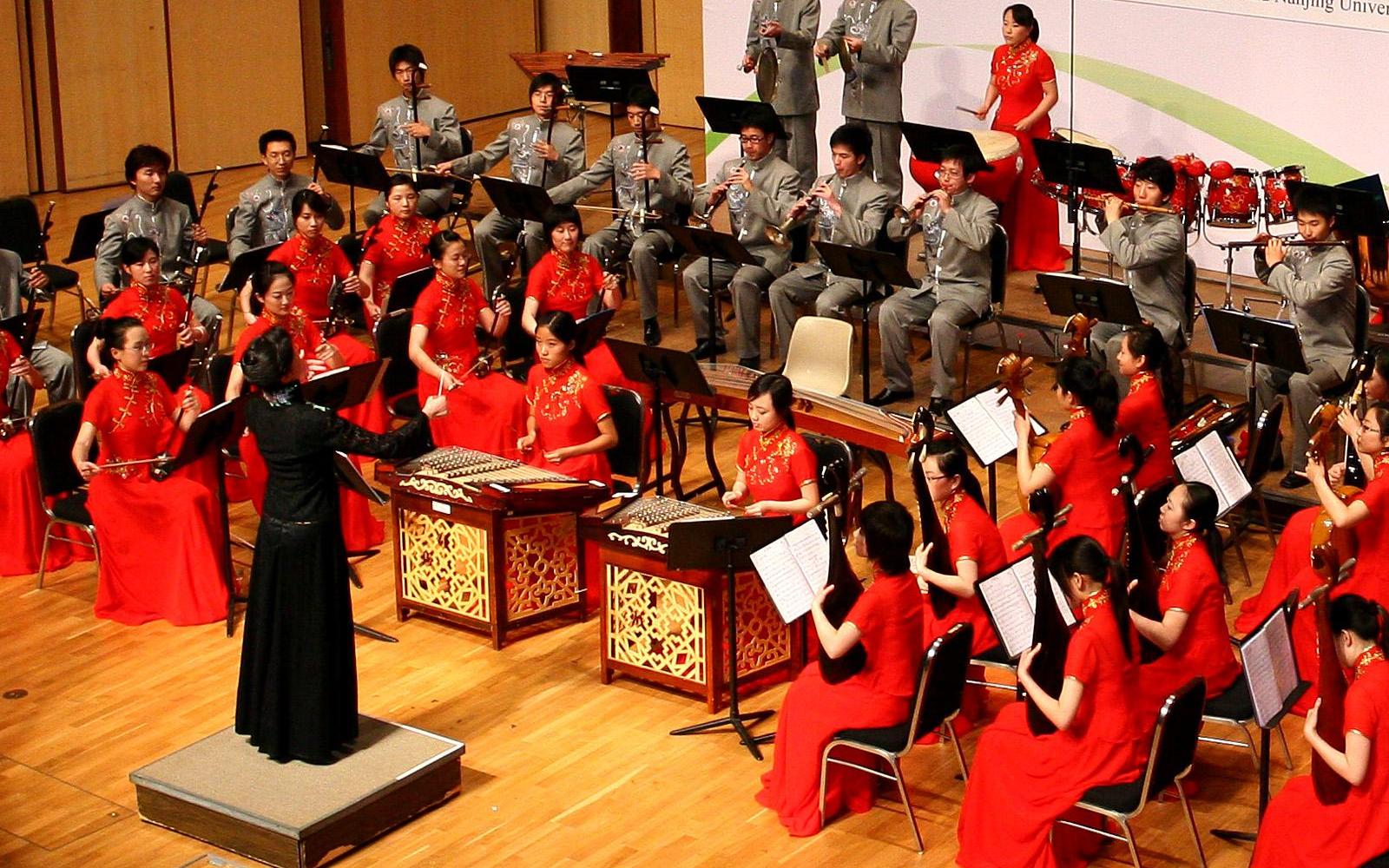 【新竹青年国乐团】第二扬琴协奏曲 和
