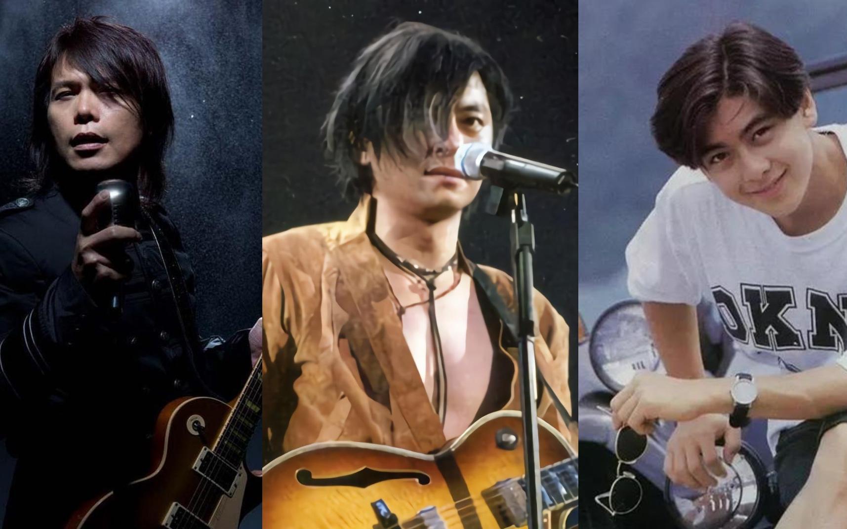 【华语男歌手】一人一首代表作  2