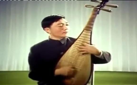 刘德海大师的琵琶独奏《十面埋伏》国乐之美,深入灵魂