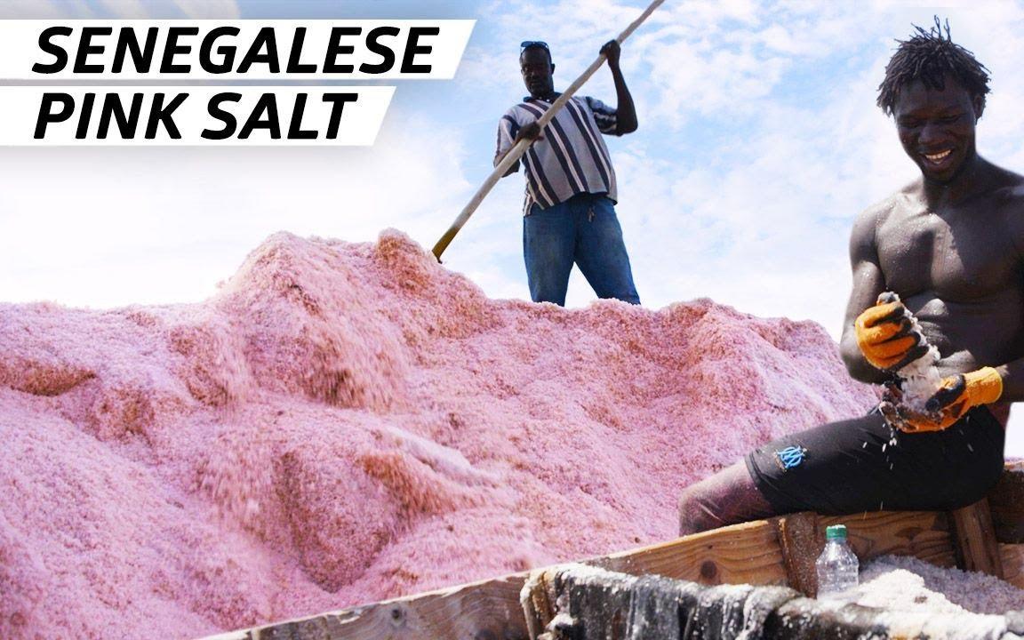 我们吃的盐是这样做出来的?这个盐田1200年未曾改变坚持古法制盐