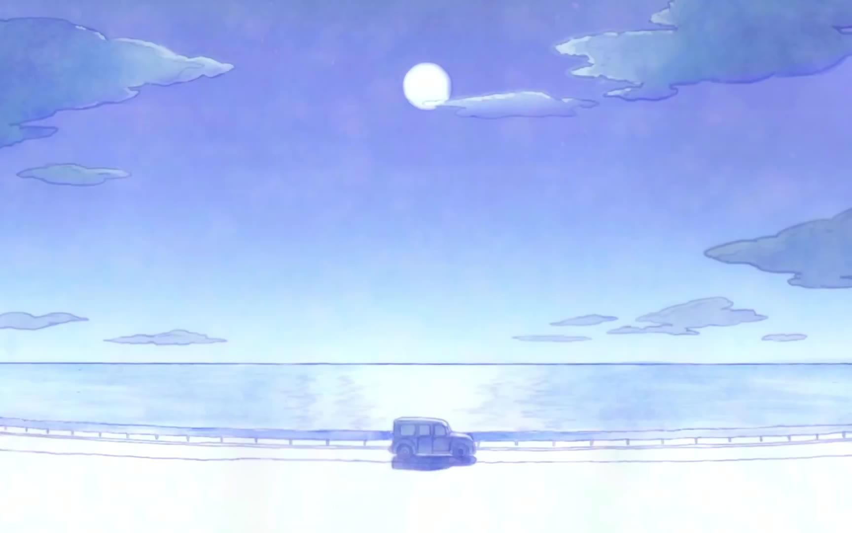 YOASOBI「優しい彗星」官方完整MV【中文字幕】