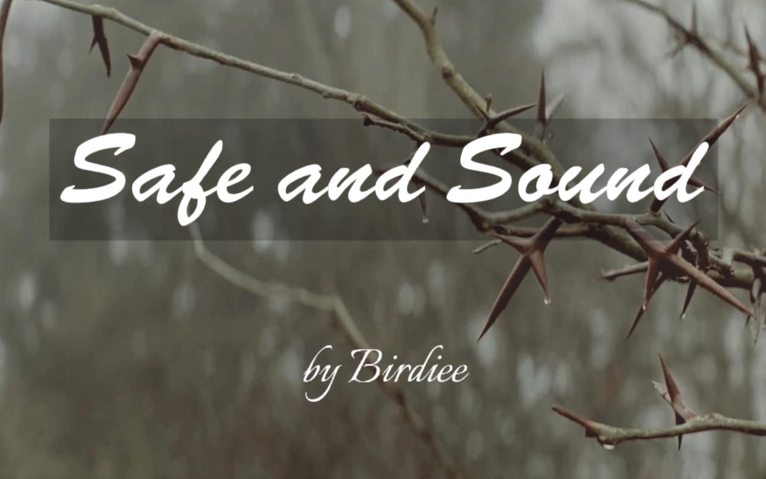 【Birdiee】Safe & Sound