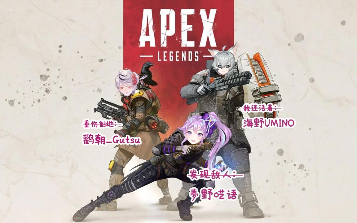 【NNG】很会爬的APEX组合