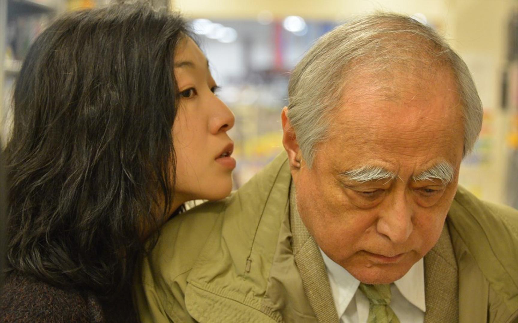 """上映时影院爆满,这部4小时的片,戳破了日本老人的""""性""""尴尬!《0.5毫米》"""