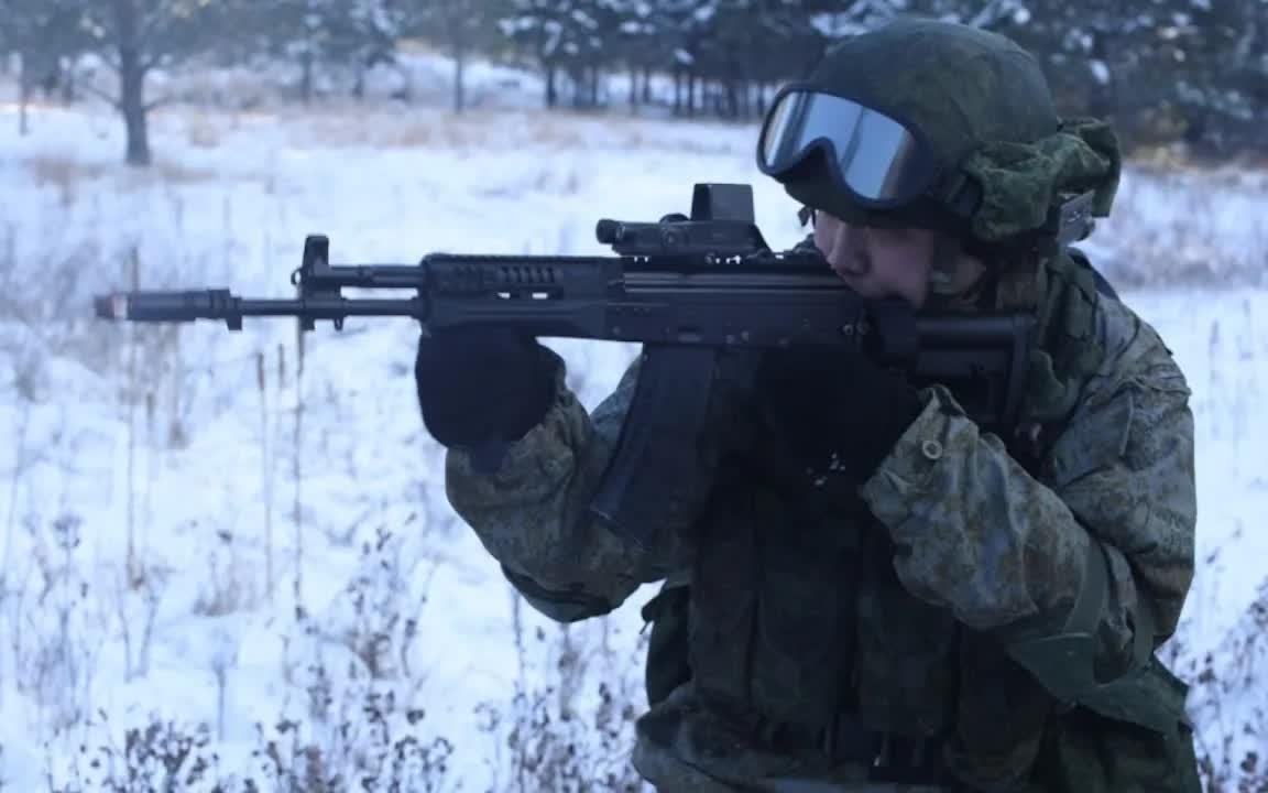 """【中字】""""毁灭一切""""的AK12二连发"""