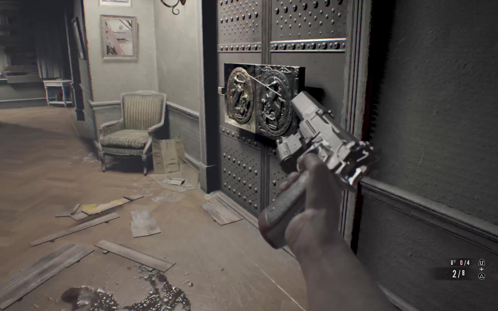 PS4生化危机7黄金版DLC伊森必须死通关视频10
