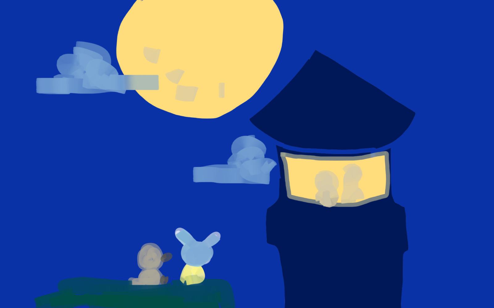 【录播】【0401】我们总会在月亮上相见的,傻瓜!