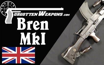 【被遗忘的武器/双语】布伦MkI - 二战最为杰出的轻机枪