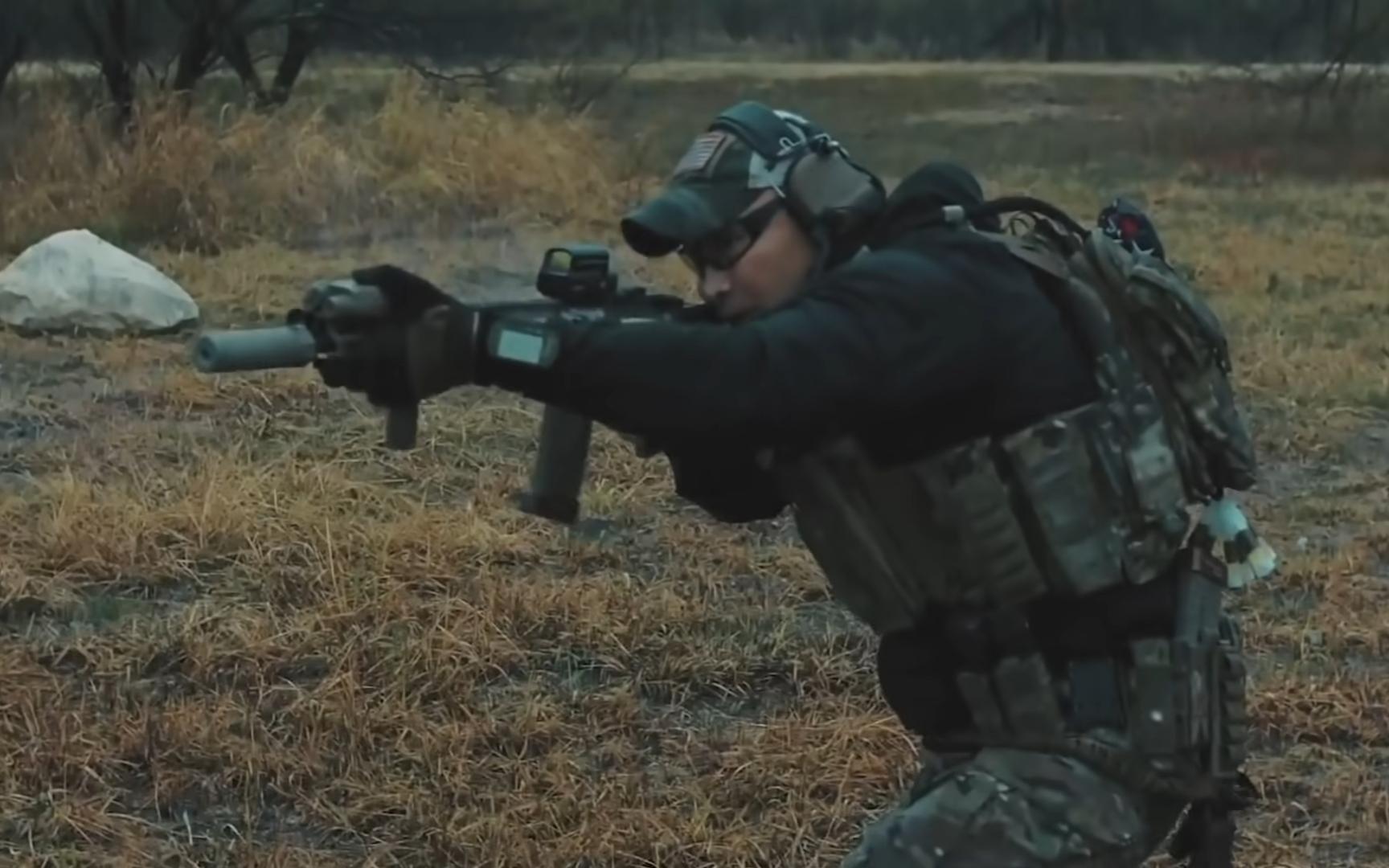【中字】【Rōnin】和浪人一起聊聊战斗步枪训练