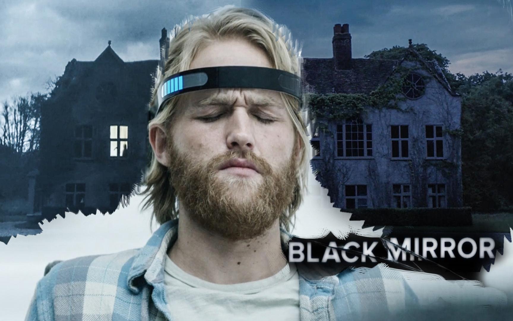 【墨菲】《黑镜·终极玩家》:超级VR恐怖游戏——提取玩家记忆、监测体征「定制」恐怖元素