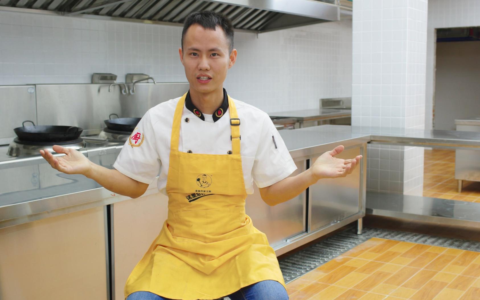 """厨师长:""""硬核开箱""""新厨房,分享其中的设计和心得"""