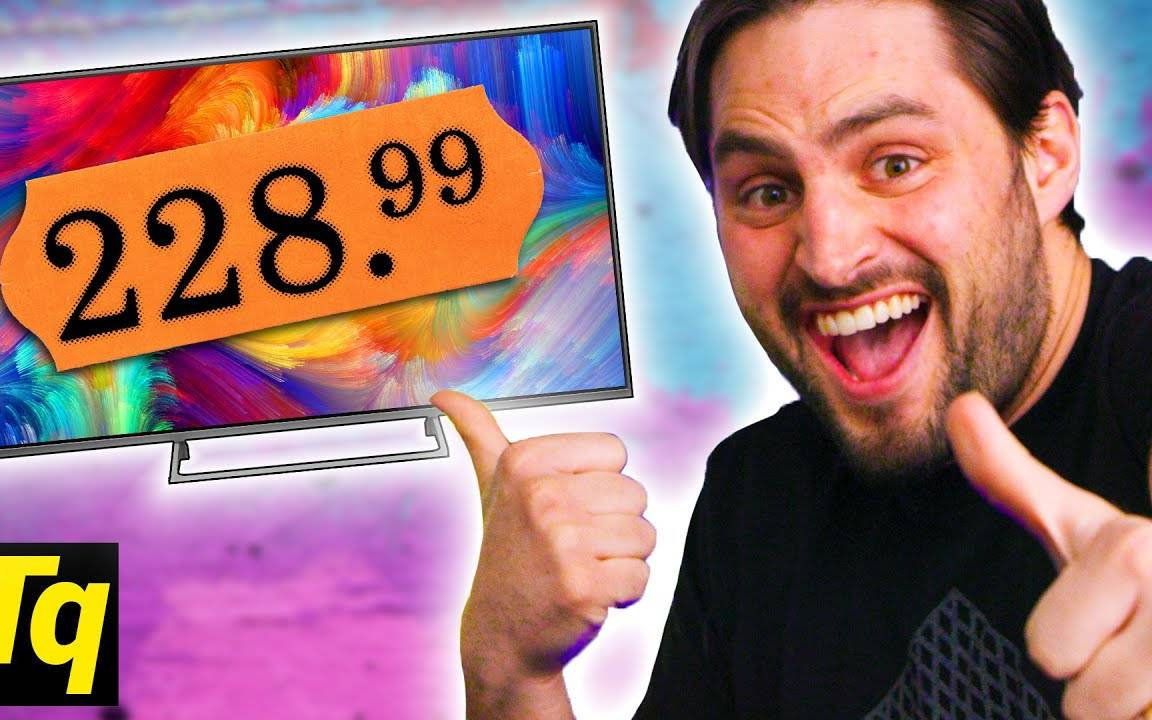 【官方双语】电视机怎么变得这么便宜了 #电子速谈
