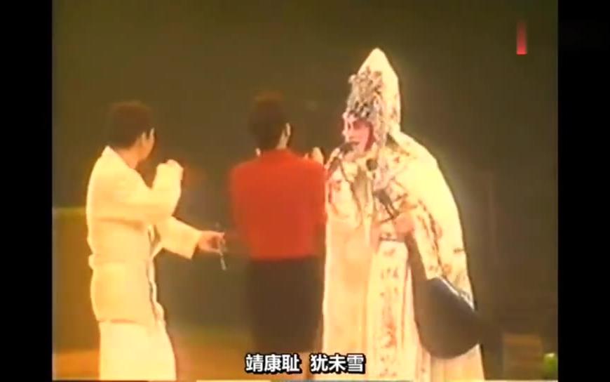 没想到成龙还会唱京剧,还是花旦