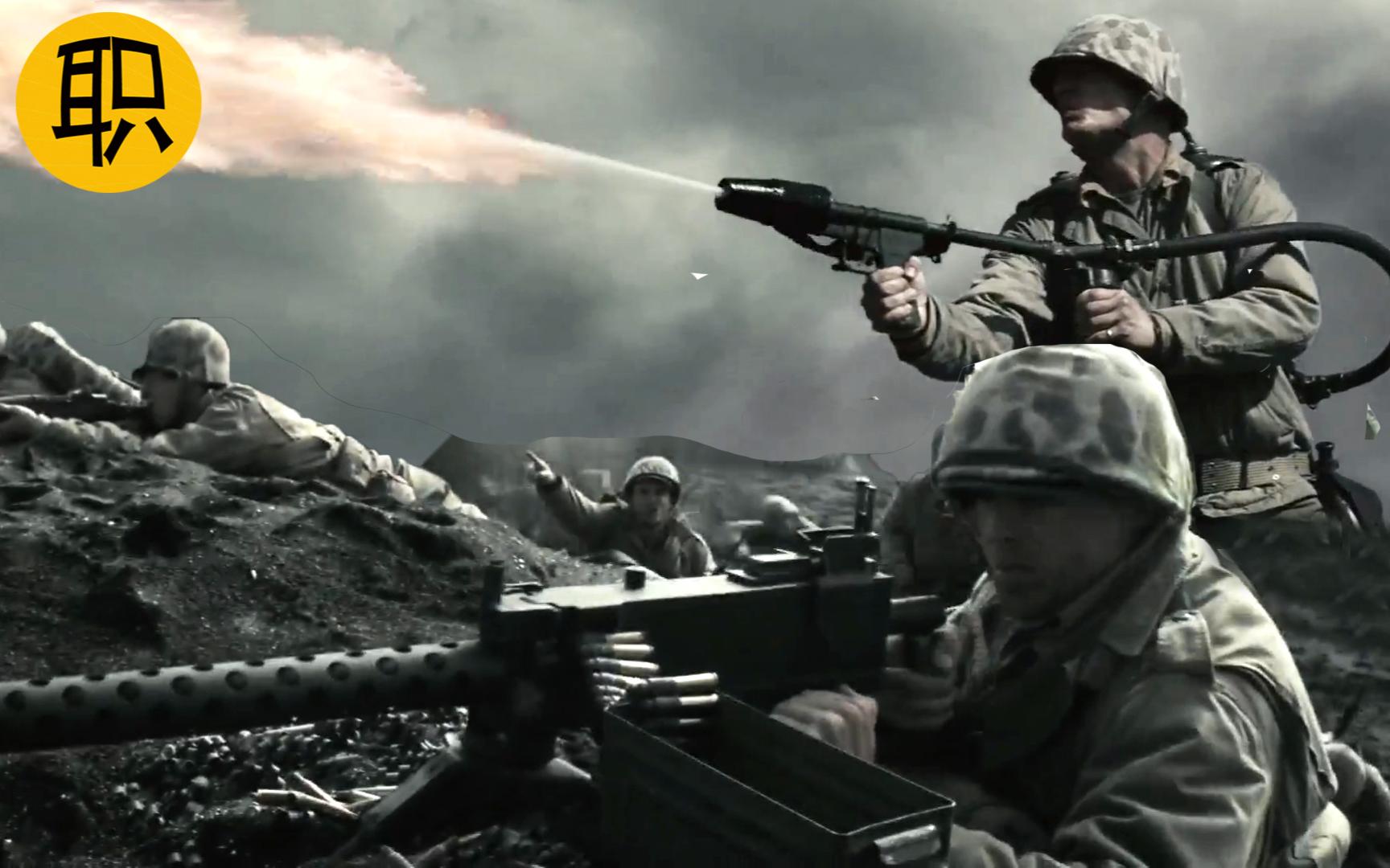 硫磺岛日军有多恐怖?3.1万人自杀也不投降,11万美军直接杀红眼