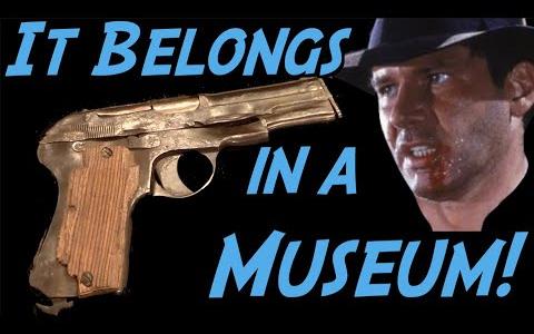 【被遗忘的武器/双语】这属于博物馆! - Ian评论博物馆的枪械收藏和去功能规范