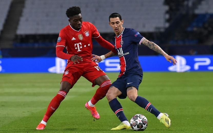 2020-2021赛季欧冠1/4决赛次回合 巴黎圣日耳曼vs拜仁慕尼黑 全场集锦