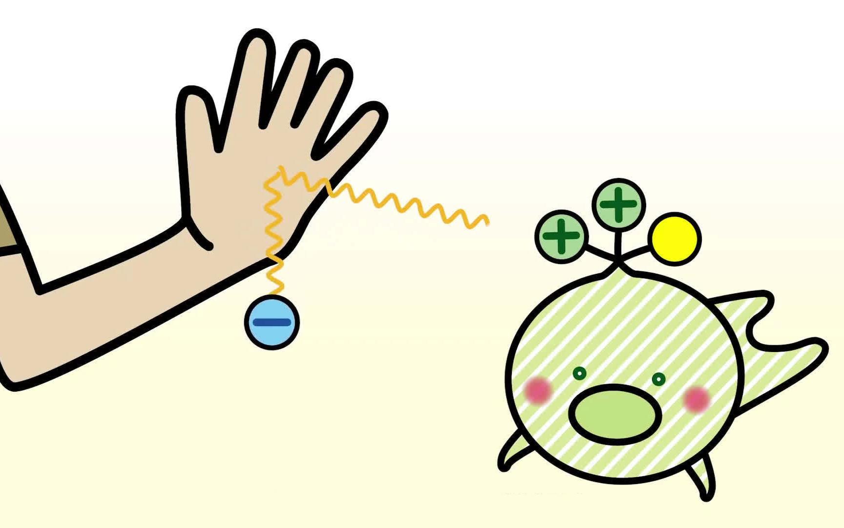【中文】荒谬至极!日本放射性氚吉祥物宣传片