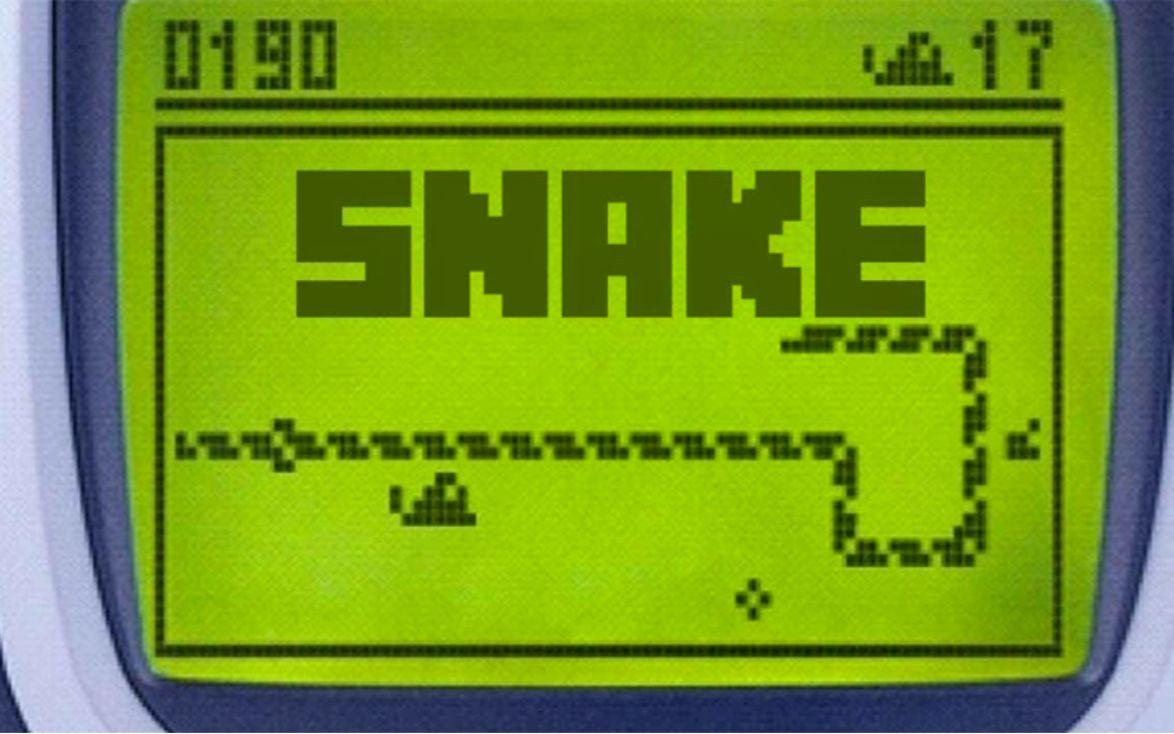 【手游史】划时代的传奇!诺基亚《贪吃蛇》是如何诞生的?
