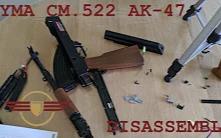【油管搬运】国货之光!拆解司马AK-47玩具枪
