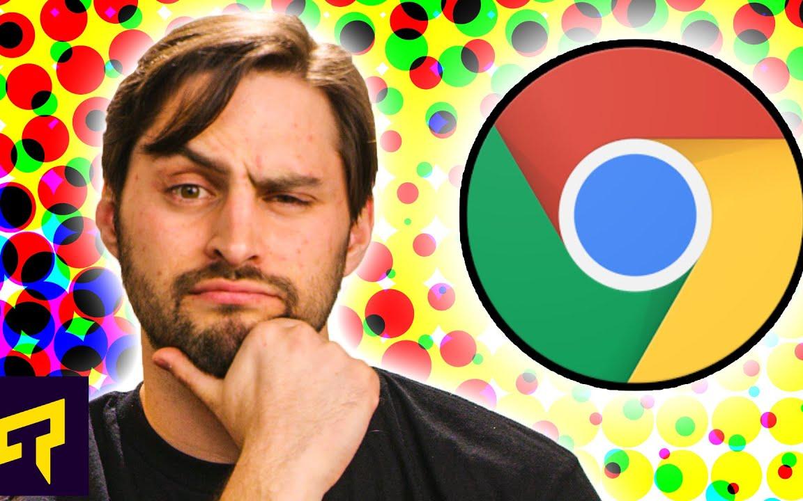 【官方双语】为什么大家都在用Chrome? #电子速谈