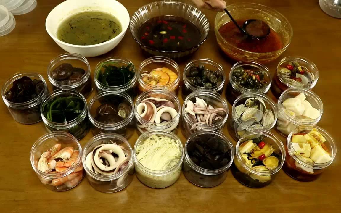 麻辣捞汁海鲜的做法 捞汁海鲜的做法配方窍门 捞汁小海鲜正宗配方