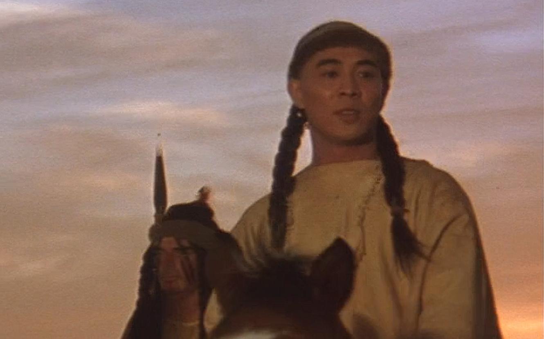黄飞鸿之西域雄狮:飞鸿失忆惹异国桃花,决战西部马贼为华人立威