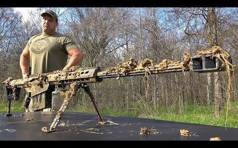 [Kentucky Ballistics]巴雷特狙击步枪严苛环境测试
