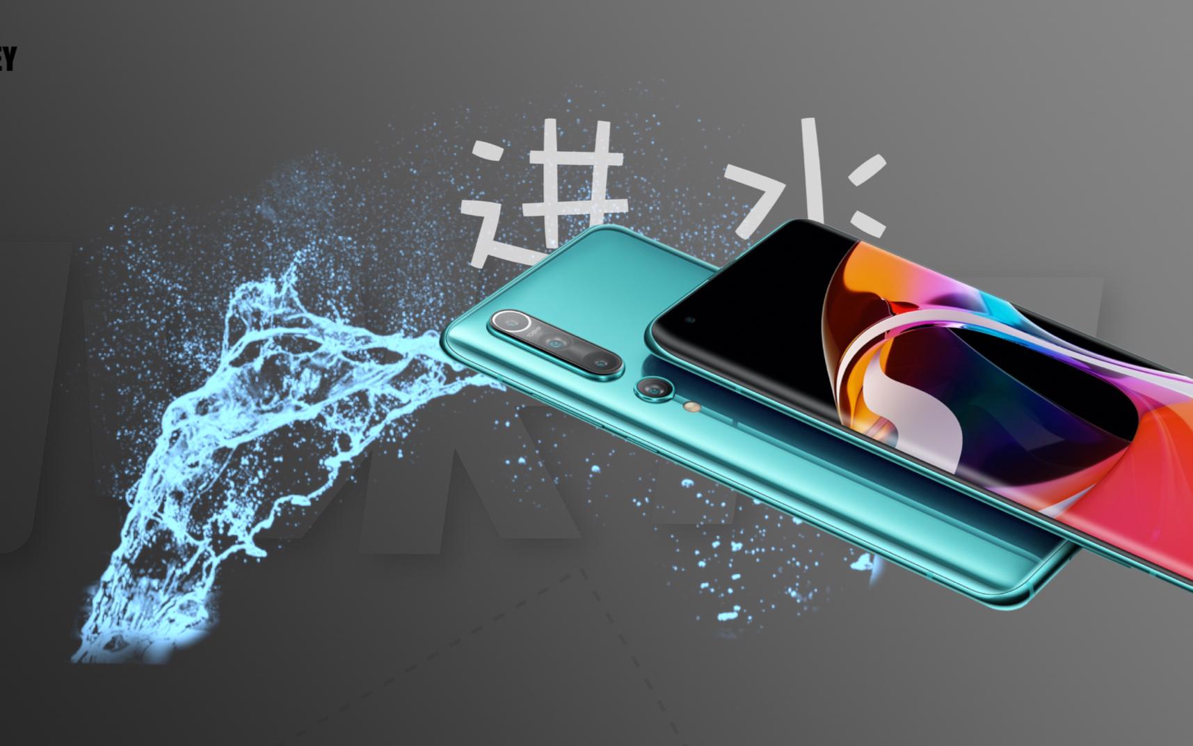 手机又双叒叕进水了,小米10维修案例!