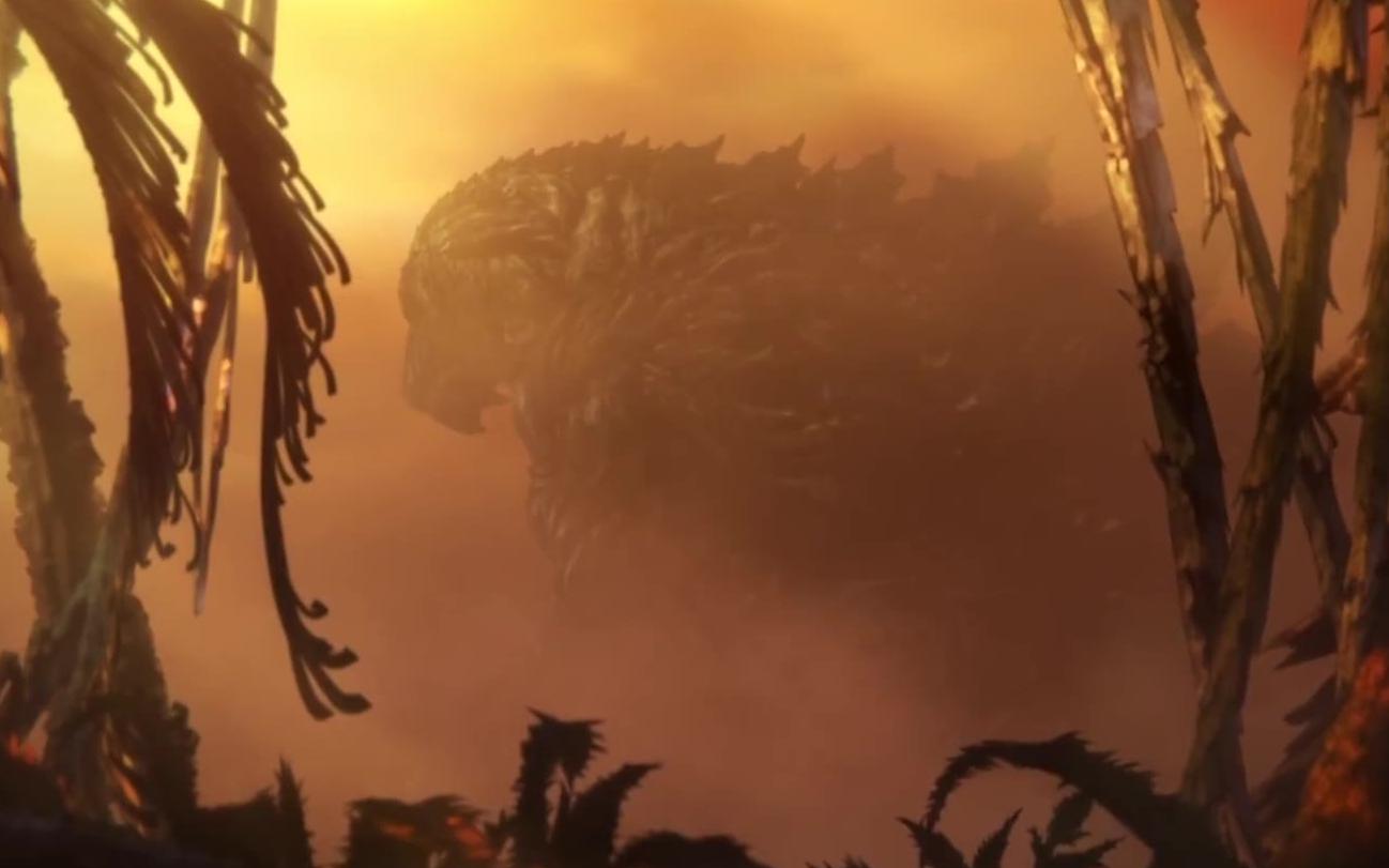 人类2万年后重返地球,各种怪物随处可见,但最可怕的还是哥斯拉!