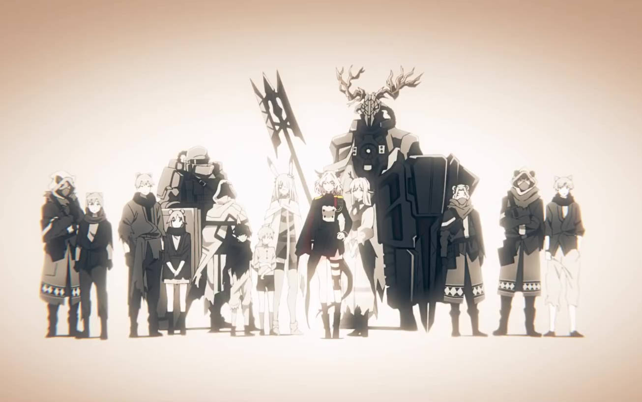 【日服】《明日方舟》第八章「怒号光明」动画PV