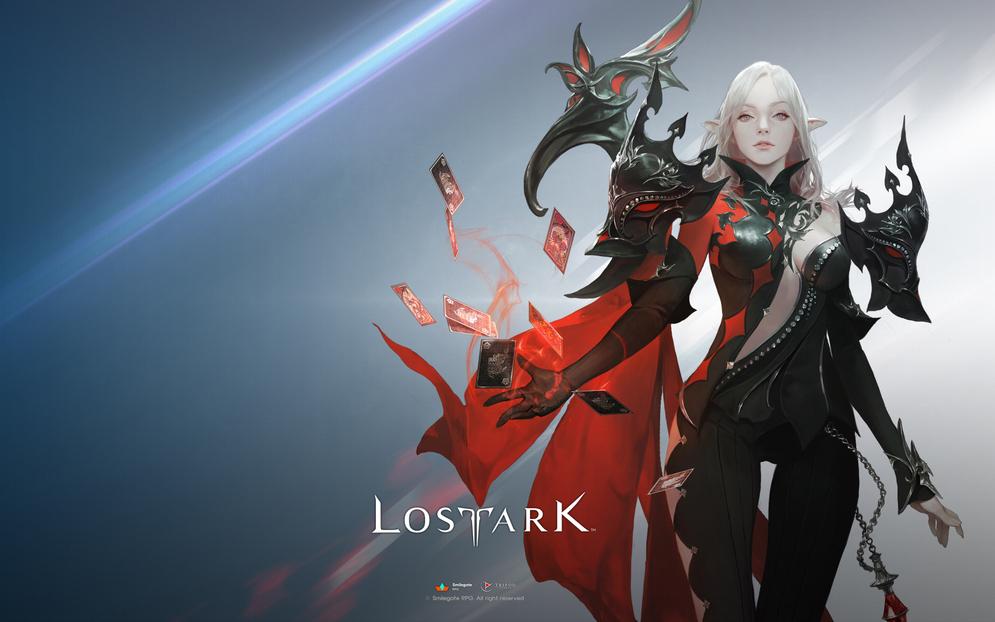 【失落的方舟】Assassin- Reaper死神-技能展示
