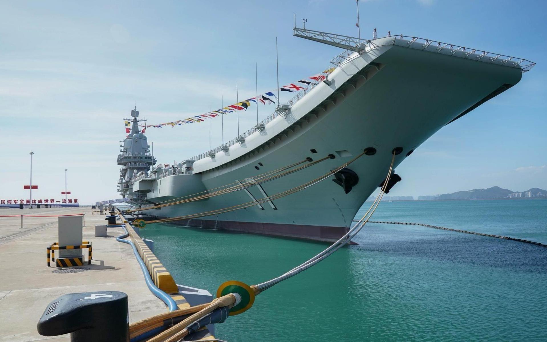 从木船到航母,中国海军如何走向远洋,未来可期