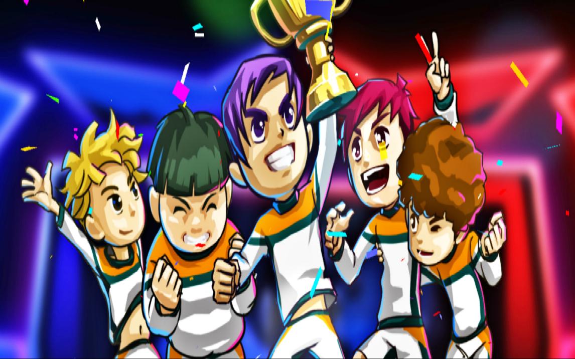 【路比】电竞传奇#6:团灭终结者!重现昔日英雄!