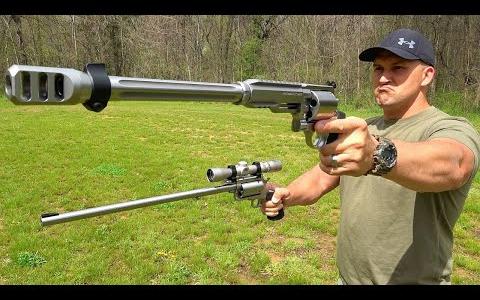 [Kentucky Ballistics]带你看最大的左轮手枪