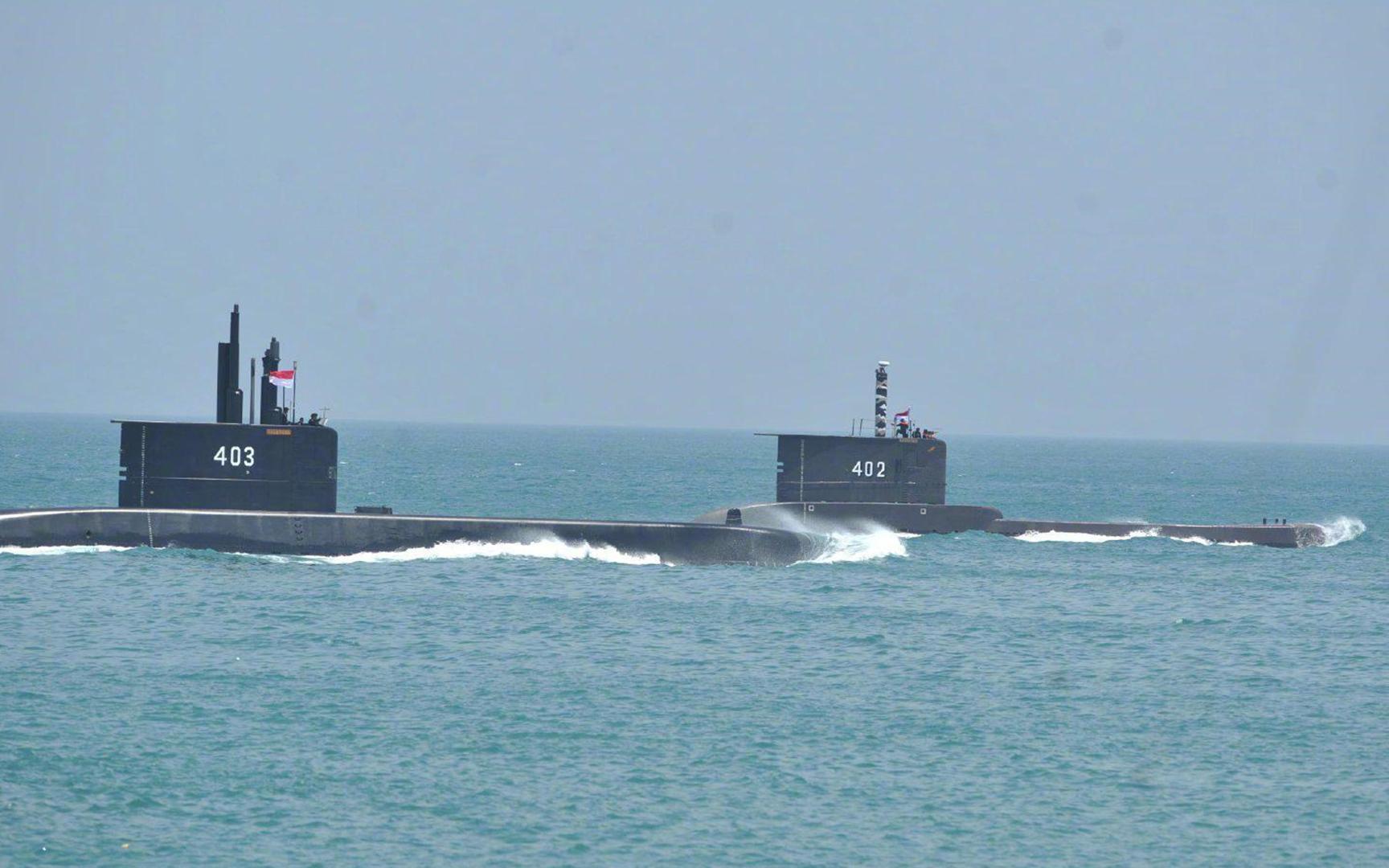 印尼潜艇失踪,潜艇水下出事怎么办:中国海军曾创造奇迹