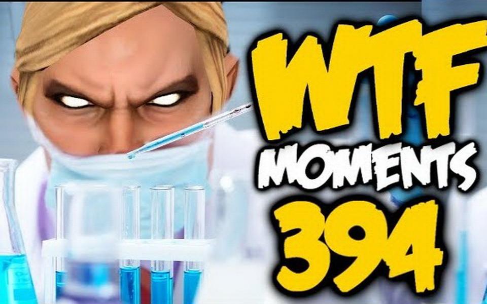 Dota 2 WTF Moments 394