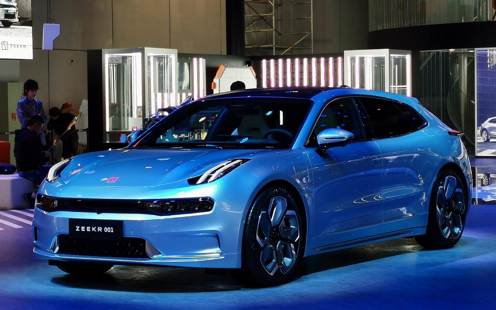 今年的上海车展,中国品牌到底有多 疯狂 ?